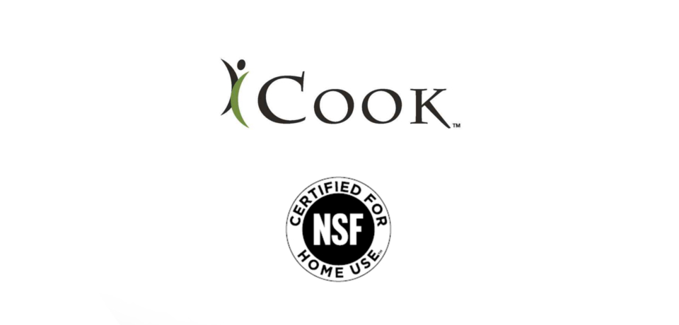 Amway iCook NSF certification